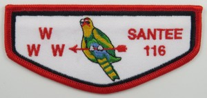 Santee 116 F3 Trader Flap
