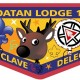Croatan Lodge Conclave Flap