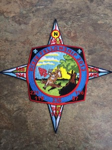 Dixie jacket patch