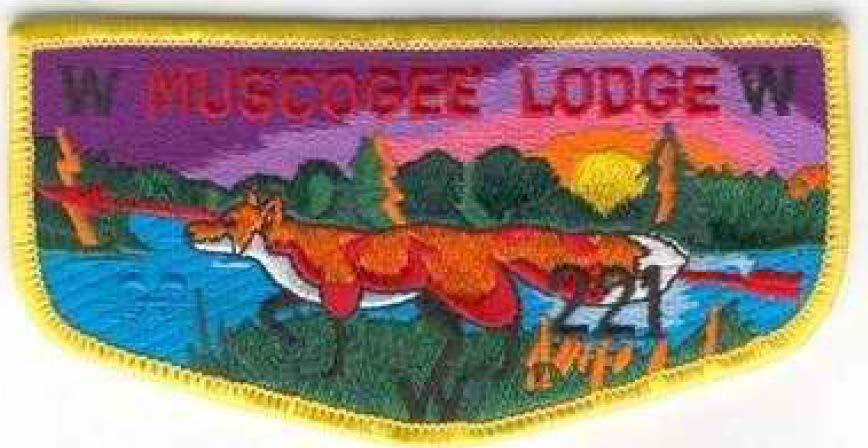 Muscogee Lodge S25 Elangomat Flap