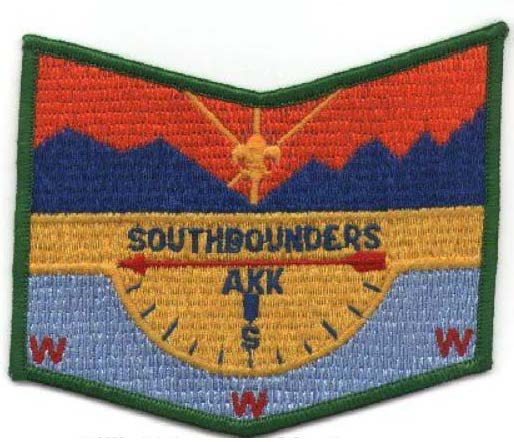 Southbounders Patch