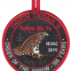 Tsoiotsi Tsogalii Lodge 70 2015 NOAC Early Bird Patch