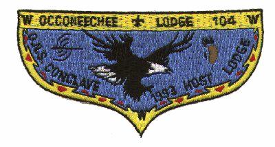 Occoneechee 104 S18 Flap